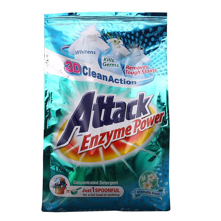 enzyme laundry powder